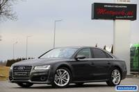 AUTO A8 4.2 TDI / 385 KM / QUATTRO / HEAD UP / SOFT CLOSE /