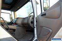DAF CF 85.360 / 4X2 / 3 STR. WYWROTKA + HDS TEREX 135.2 TLC / 2X HYDROBURTA / - Vehicle's Interior / Equipment