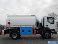 RENAULT MIDLUM 280 DXI / 4 X 4 / CYSTERNA DO PALIW 11800 L / EURO 5 / 2 KOMORY / - General Appearance