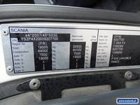 SCANIA P 410 / EURO LORA / ROLFO EGO 4 / AUTOTRANSPORTER / RETARDER / EURO 6 / 9 AUT / AUTOLAWETA / - Vehicle's Interior / Equipment